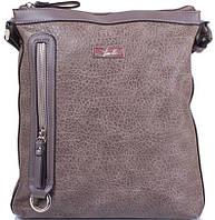 Сумка-планшет AMELIE GALANTI A974023-2-grey для женщин из кожзама, серый