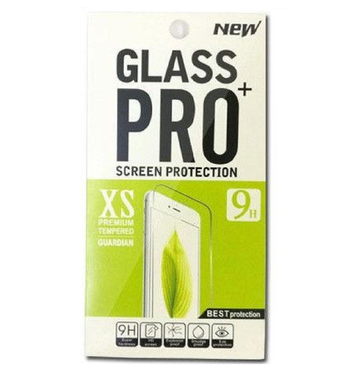 Защитное стекло 2.5D для Samsung Galaxy Core Prime G360H/G361H (Screen Protector 0,3 мм)