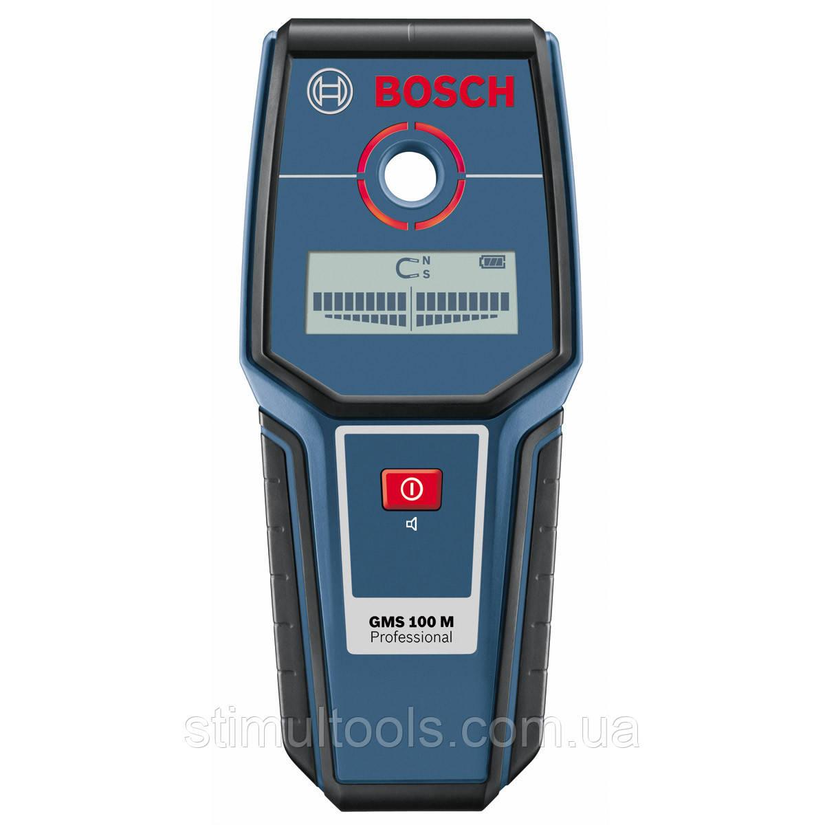 Цифровой детектор Bosch GMS 100 M