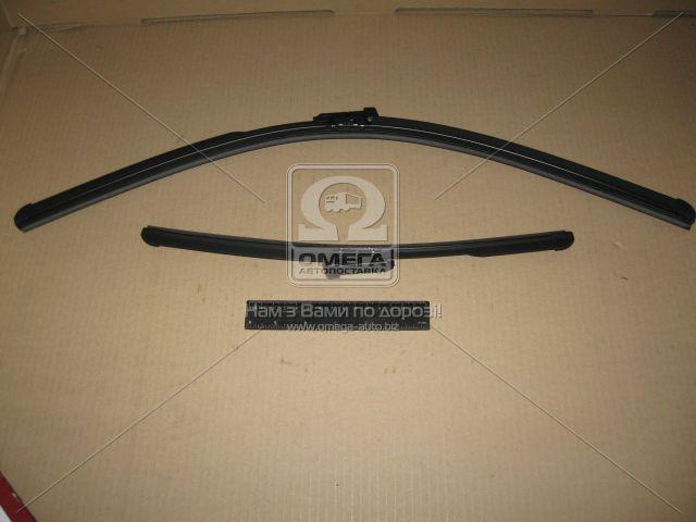 ⭐⭐⭐⭐⭐ Щетка стеклоочистителя 650/380 AEROTWIN AM466S (пр-во Bosch)