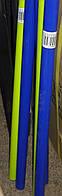 Палка гимнастическая 0.8м гимнастическая пластмассовая 80см гимнастическая палочка
