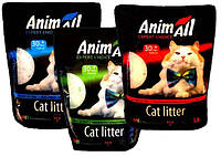 AnimAll Silica Gel Cat Litter Силикагелевый наполнитель для кошачьего туалета