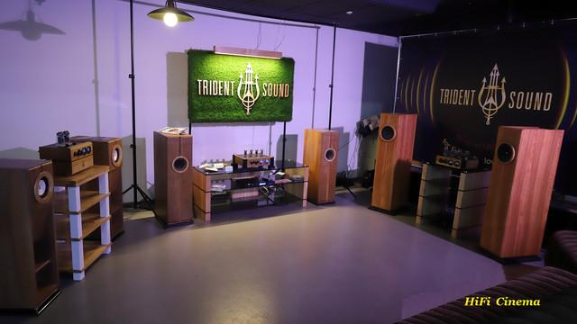 Trident Sound Allegro Maestro Williamson & ADLux