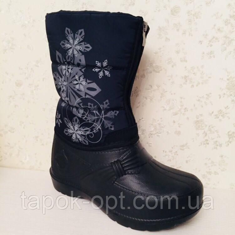 Зимовий чобіт жіночий