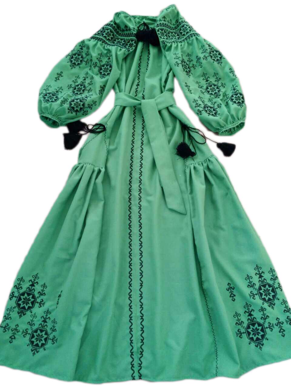 """Жіноче вишите плаття """"Перісса"""" (Женское вышитое платье """"Перисса"""") PU-0026"""