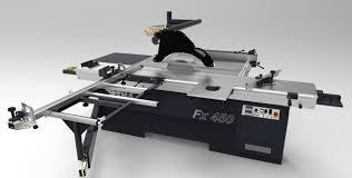 Форматно - раскроечный станок Rema Fx450