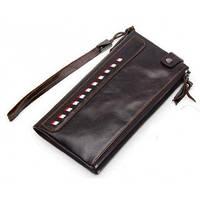 Мужской кошелек портмоне BEXHILL BX9091С из телячьей кожи , фото 1