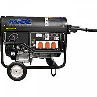 Бензиновый генератор 5,0/5,5  кВт Miol  83-500