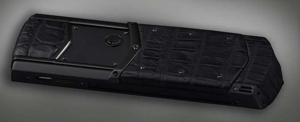 Мобильный телефон Vertex S8+ black
