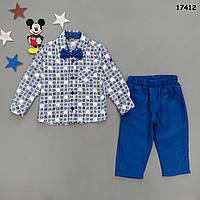 Нарядный костюм для мальчика. 98 см, фото 1