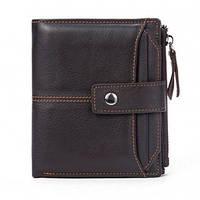 Мужской кошелек портмоне BEXHILL из телячьей кожи BX8932С, фото 1