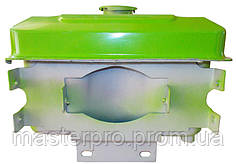 Бак топливный с фарой выступающая горловина (ZUBR original) - 180N