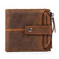 Мужской кошелек портмоне BEXHILL из телячьей кожи BX8929R, фото 1