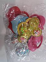 Детская резинка Сердце с Пони