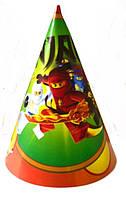 Колпачок на голову Ниндзяго Ninjago 4