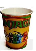 Стаканчик Ниндзяго Lego  Ninjago 4