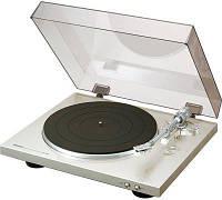 Граммофон Denon DP-300F Silver