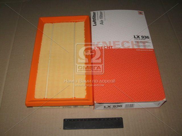⭐⭐⭐⭐⭐ Фильтр воздушный МАЗДА (производство  Knecht-Mahle) 6,626  5,МПВ  2, LX936