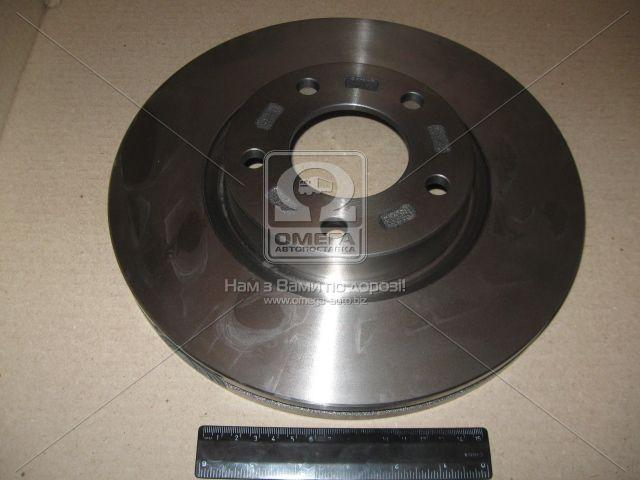 ⭐⭐⭐⭐⭐ Диск тормозной МАЗДА 3,5 передний , вентилируемый (производство  TRW)  DF4385