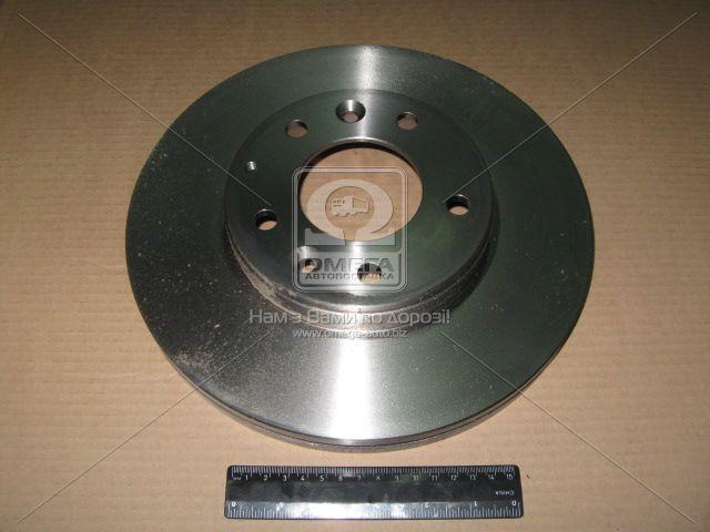 ⭐⭐⭐⭐⭐ Диск тормозной МАЗДА 6 передний , вентилируемый (производство  TRW)  DF4386