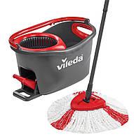 Набор для уборки Vileda Easy Wring&Clean Turbo + мойка Windomatic