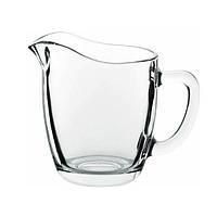 Молочник  стеклянный с ручкой Pasabahce Basic 200мл (55042)
