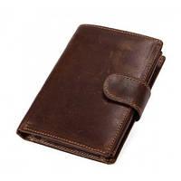 Мужской кошелек портмоне BEXHILL из телячьей кожи BX8301R, фото 1