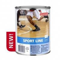 Краска для разметки Synteko Sport Line (Синтеко Спорт Лайн)