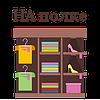 """Интернет-магазин одежды и обуви """"На полке"""""""
