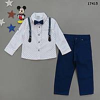 Нарядный костюм для мальчика. 1, 2, 3, 4 года, фото 1
