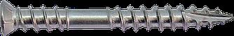Шуруп с полупотайной головкой 5,3х60мм (шлиц TORX) (100шт)
