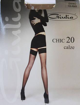 Чулки Giulietta CHIC 20  den, фото 2