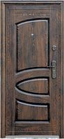 Входная металлическая дверь 127+ бархатный лак