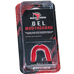Капа Budo-Nord Gum Shield Red / White (BB0112) КОД: 353666