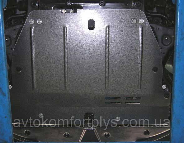 Металлическая (стальная) защита двигателя (картера) Hyundai Grandeur (2005-2011) (все обьемы)