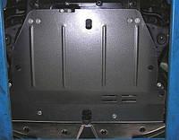 Металлическая (стальная) защита двигателя (картера) Hyundai Sonata NF (2004-2010) (все обьемы)