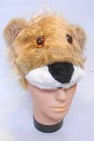Шапочка Льва для детей, шапка для костюма король Лев, Бонифаций, Дикая кошка