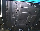 Металлическая (стальная) защита двигателя (картера) Hyundai IX35 (2010-) (все обьемы Дизель), фото 2