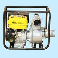 Мотопомпа бензиновая КЕНТАВР КБМ-100П (100 м3/час)