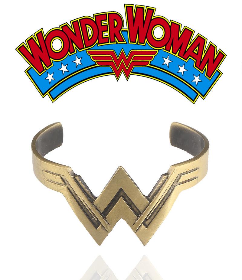 Браслет Wonder Woman DC комиксы