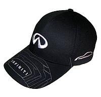 Бейсболка с логотипом INFINITI