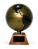 Вращающийся глобус на солнечных батареях / Rotating Globe