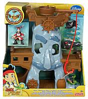 Игровой набор Fisher-Price Disney Джейк и пираты Нетладнии, фото 1