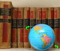 Вращающийся глобус / rotating globe