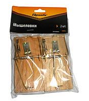 Мышеловка деревянная 2 шт. SPARTA 938295