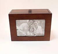 Фотобокс, фотоальбом из дерева
