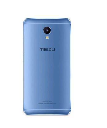 Задняя крышка Meizu M5 Note синяя