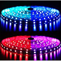 Светодиодная лента B-LED 5050-60 RGB IP65, герметичная, 1м