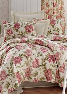 Покрывало пике Eponj Home Care pembe розовый вафельное 200*235