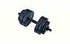 Гантель композитная RN-Sport 13 кг - 1 шт